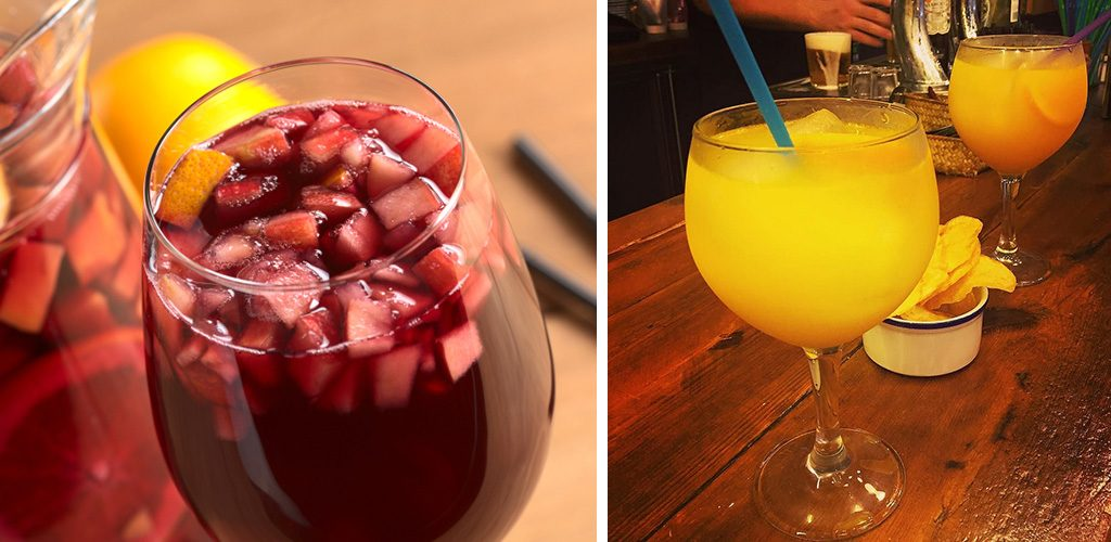 Drinks - Food in Valencia