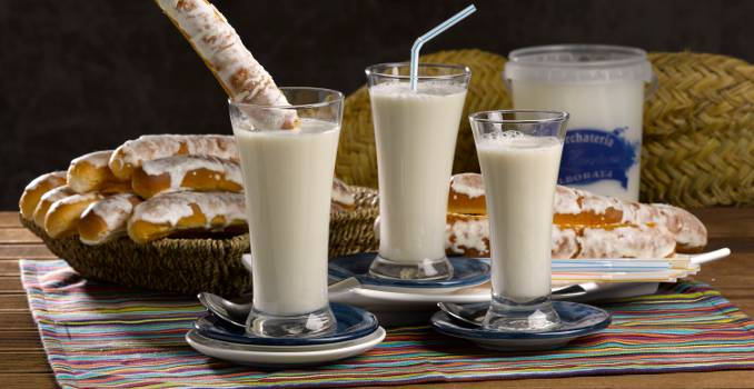 Horchata - Best things to do in Valencia