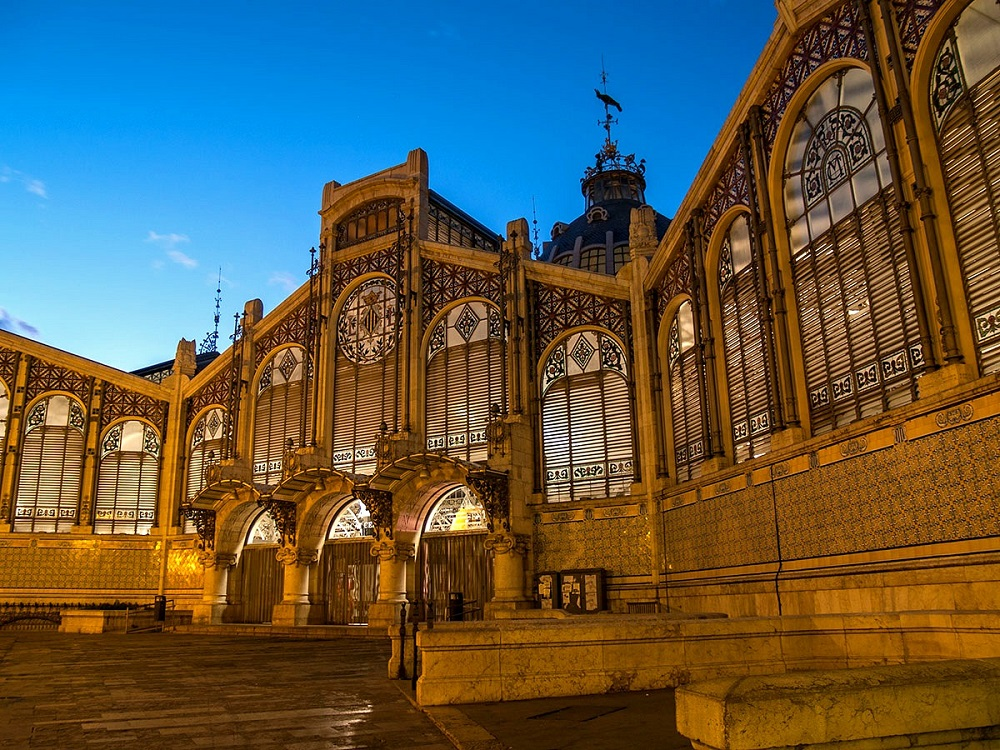 Mercado Central - Best things to do in Valencia