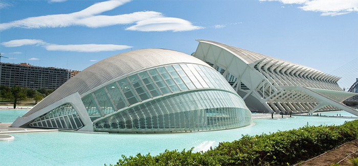 Ciudad de las Artes y las Ciencias - Best things to do in Valencia