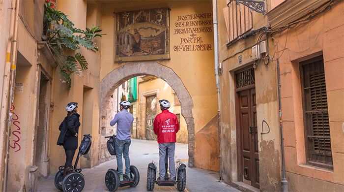 Segway tours - Best things to do in Valencia
