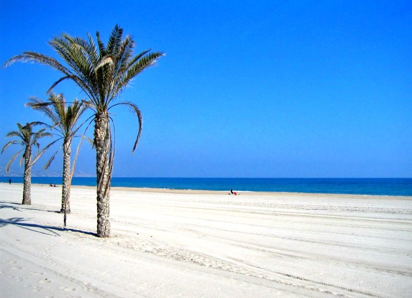 Malvarrosa Beach - Best things to do in Valencia