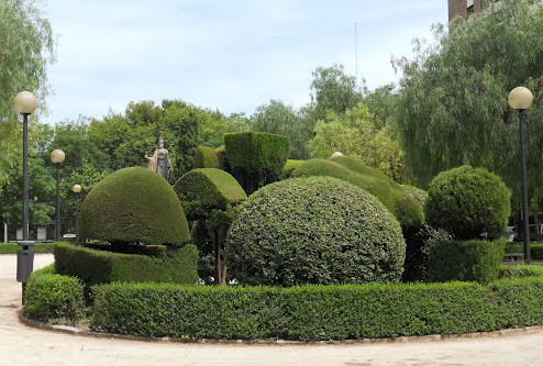 Jardines del real for Jardines del real